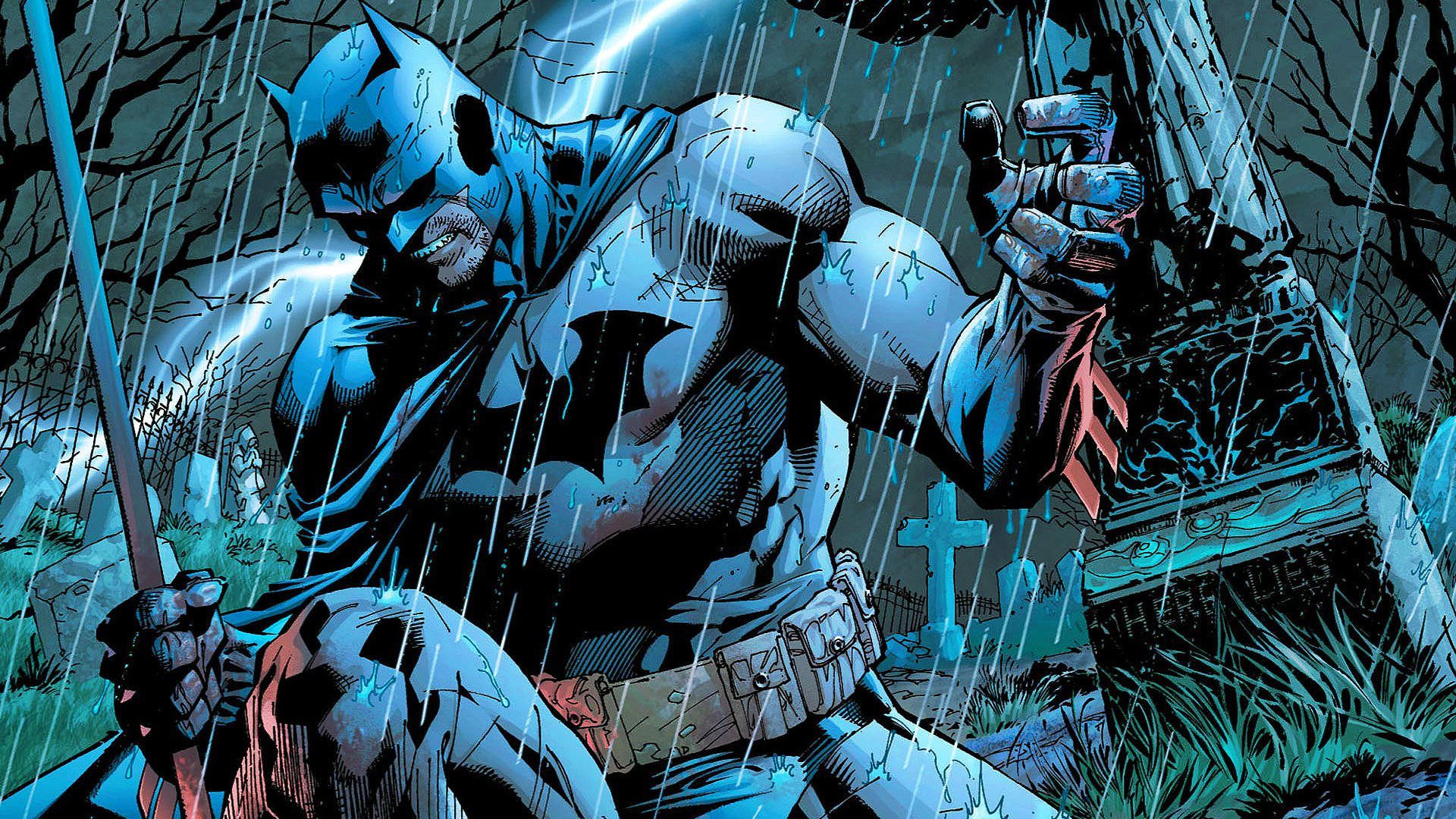 analysis of batman Analysis on batman, deviance, and campandy medhurst, the author of batman, deviance, and camp, has an extremely interesting but different perspective on batman that is unknown to most people he provides the readers with a thorough and deep analysis to argue that batman.
