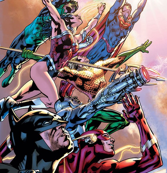 dc post convergence comics