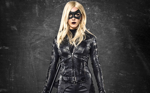 is laurel good as black canary?