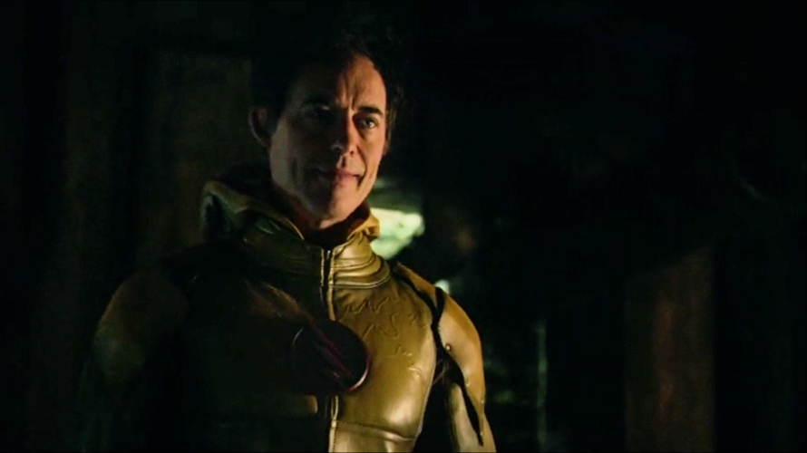 the flash episode 17 reverse flash harrison wells