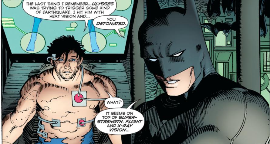superman 38 review batman