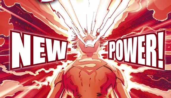 superman 38 review new power new reveal