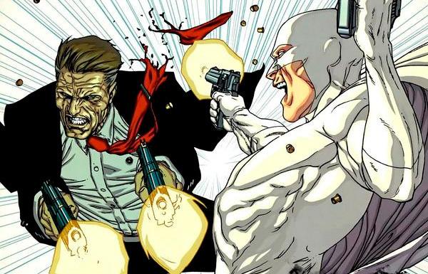 nemesis blake morrow comic