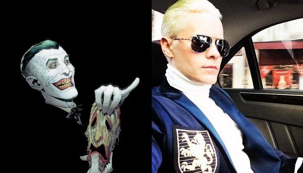jared leto hair joker comics