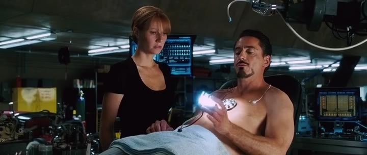 iron man pepper potts