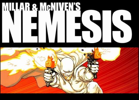 nemesis comic movie