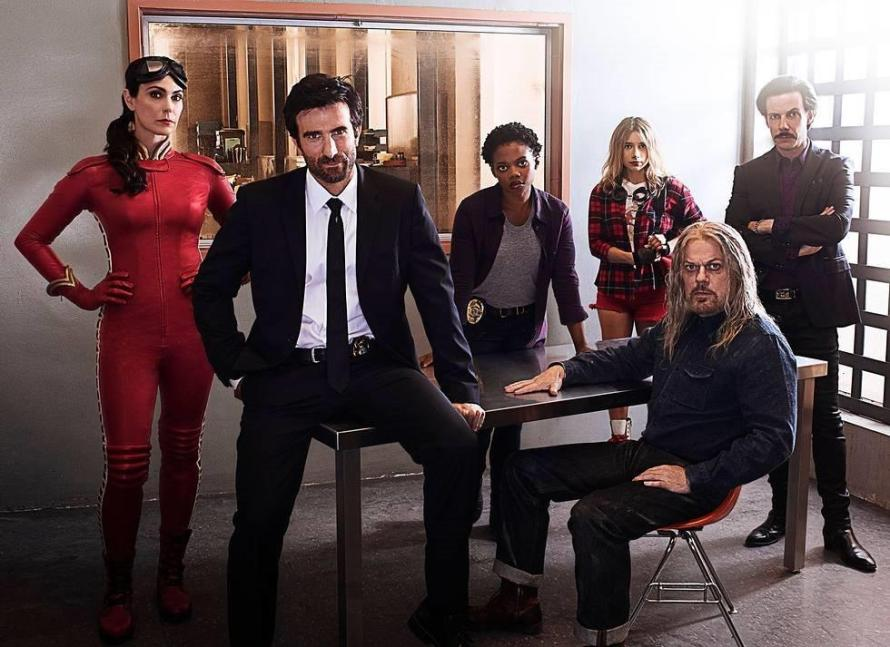 powers tv show cast