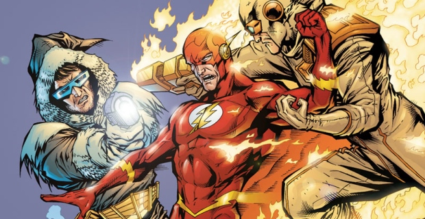 the flash episode 16 captain cold reverse flash