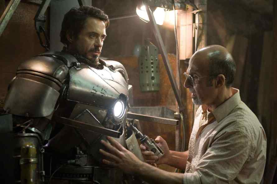 iron man 2008 movie
