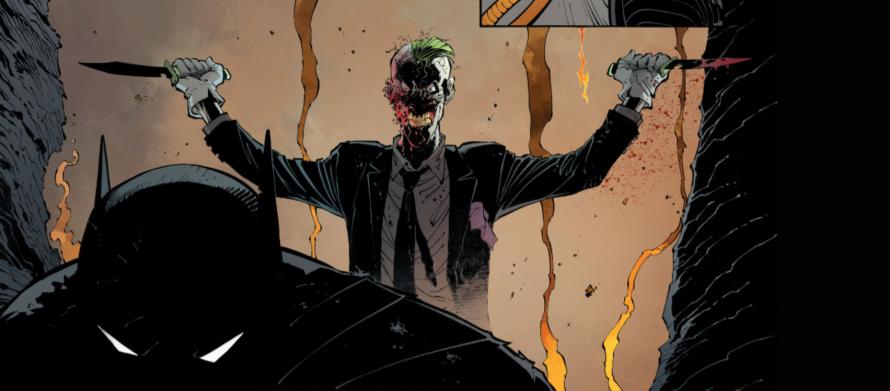 batman 40 review joker batman fight