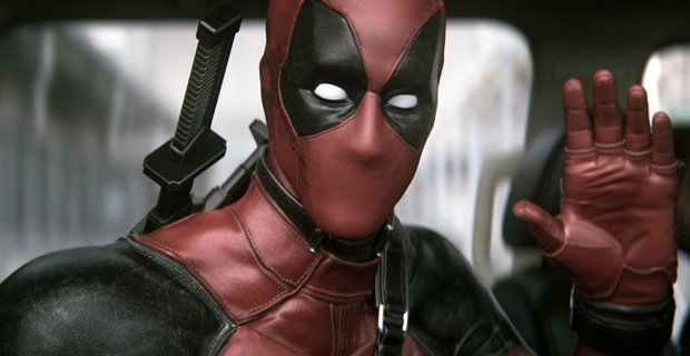 deadpool movie test footage