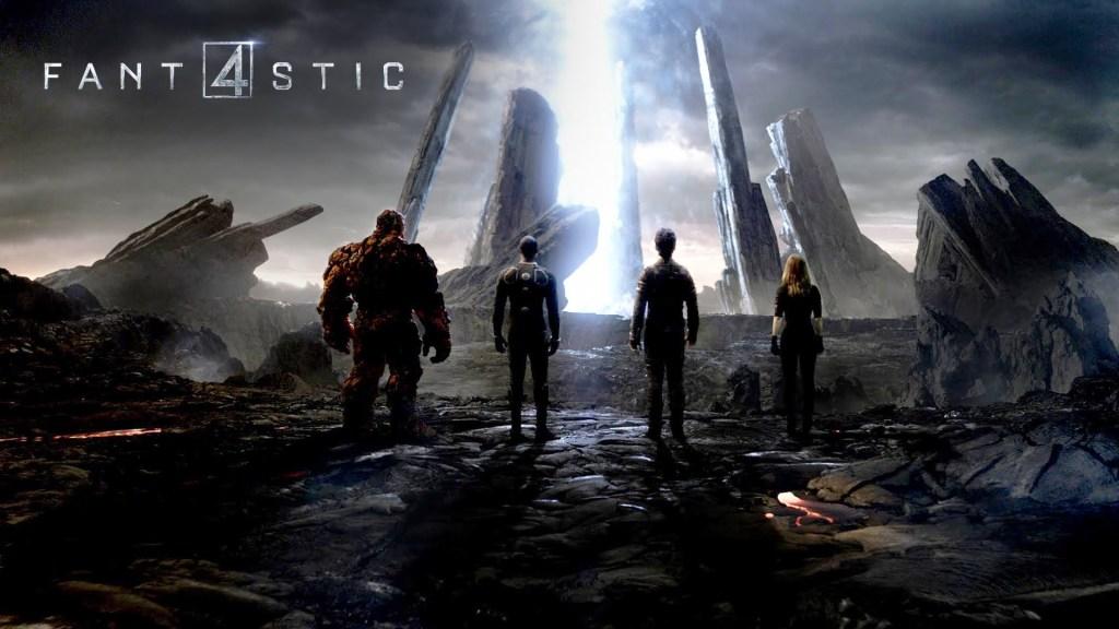 fantastic four best superhero movie 2015