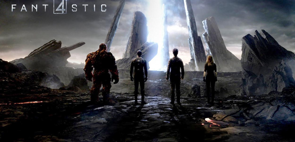 fantastic four best superhero movie 2015