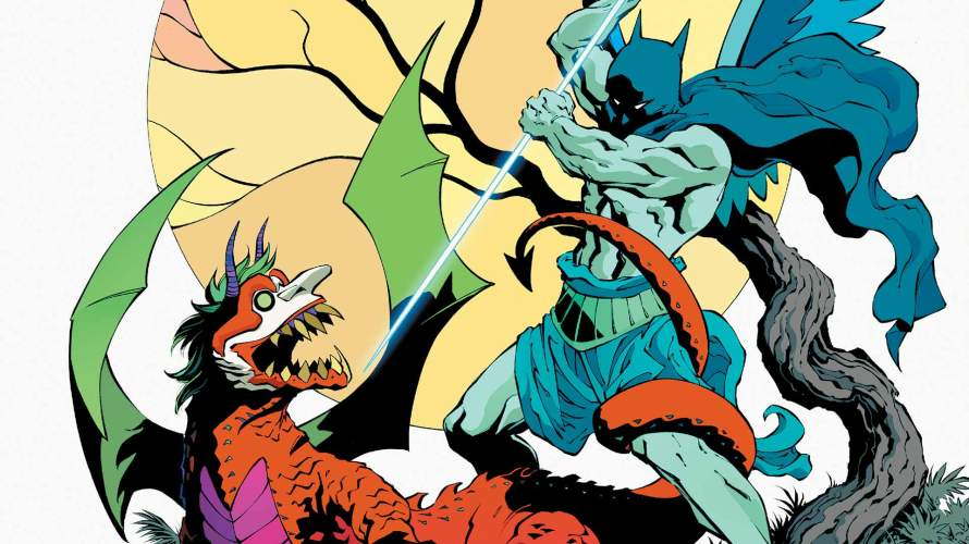 batman 40 review