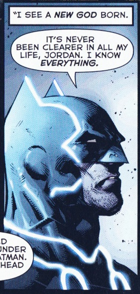 batman divergence leaked panel bat-god