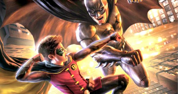 batman vs robin spoiler review discussion