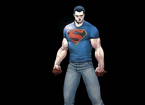 superman superbro june 2015 dc comics