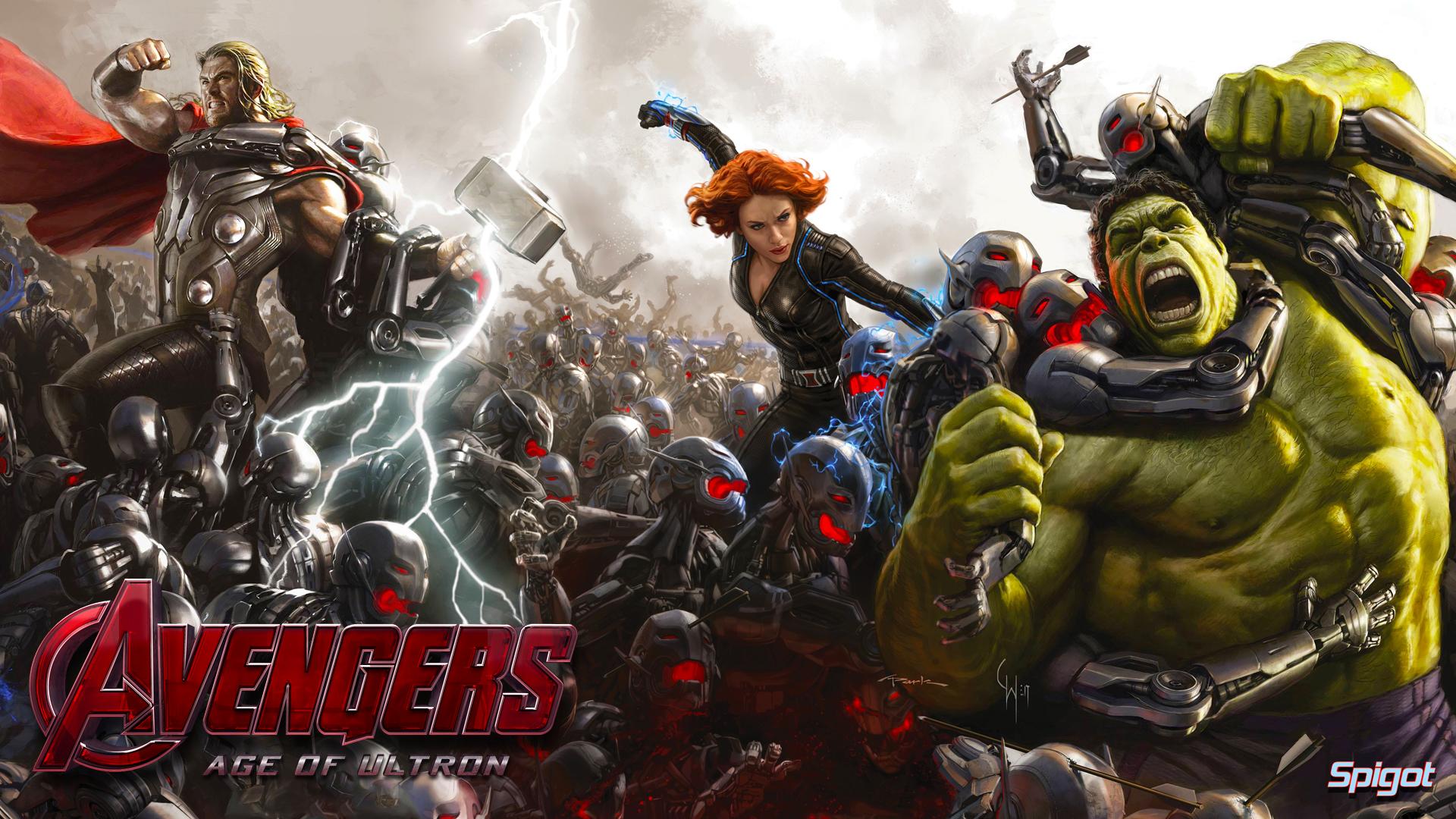 Avengers Worldwide Gross Avengers Age Of Ultron