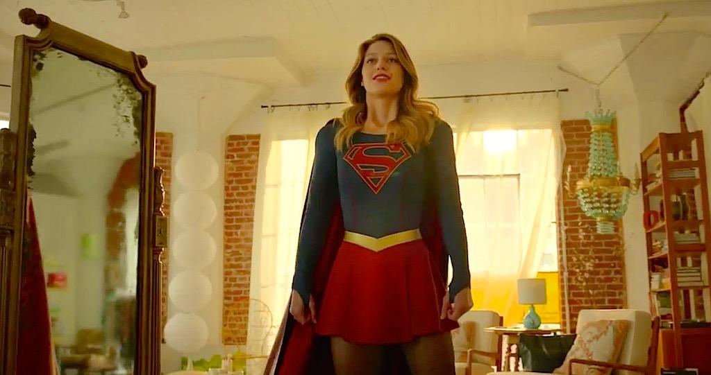 supergirl preview screenshot
