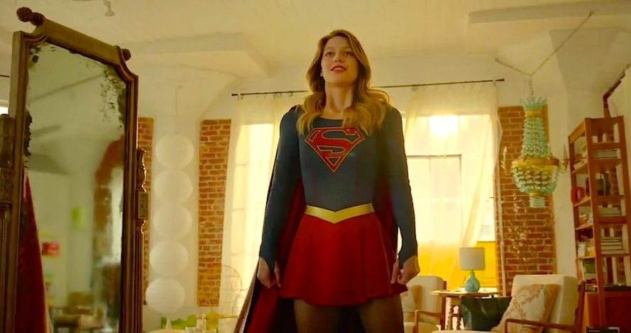 supergirl preview screenshot