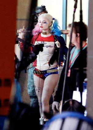 harley quinn suicide squad official costume
