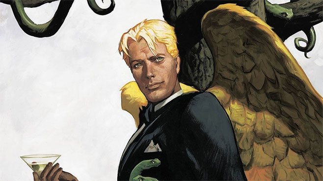 lucifer comic vertigo