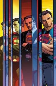 superman 43 cover john romita jr