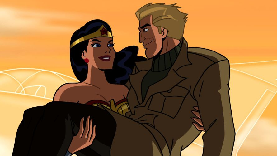 steve trevor wonder woman relationship