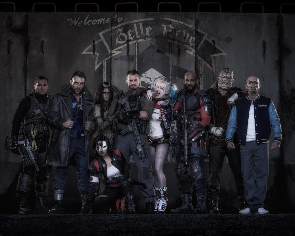 official suicide squad costume image