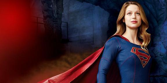 best comic book tv shows supergirl