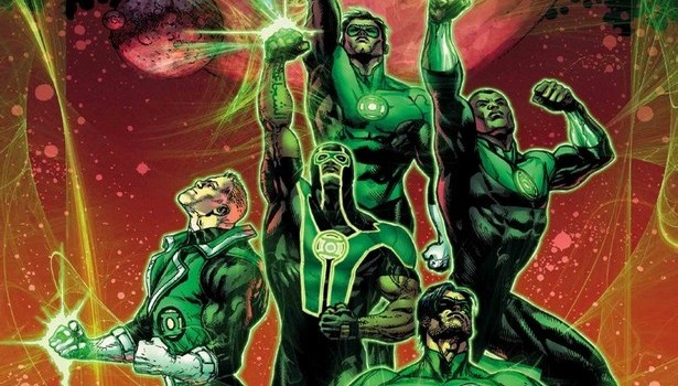 green lantern corps movie