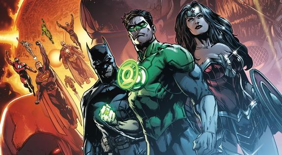 justice league 41 review