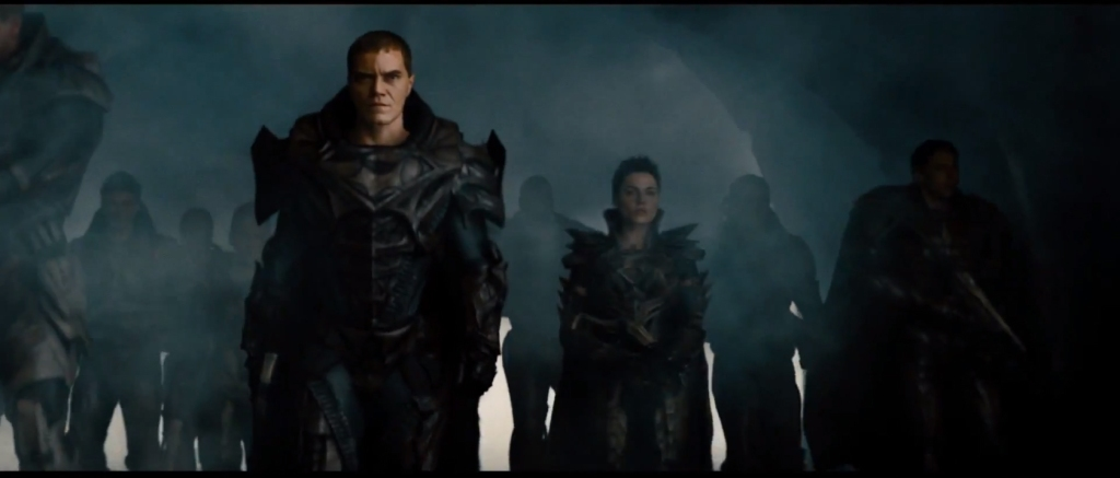 what is zod doing in batman v superman