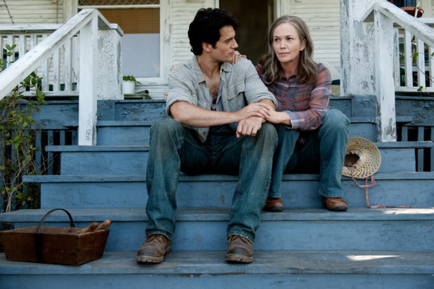 man of steel martha kent