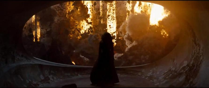 man of steel krypton exploding