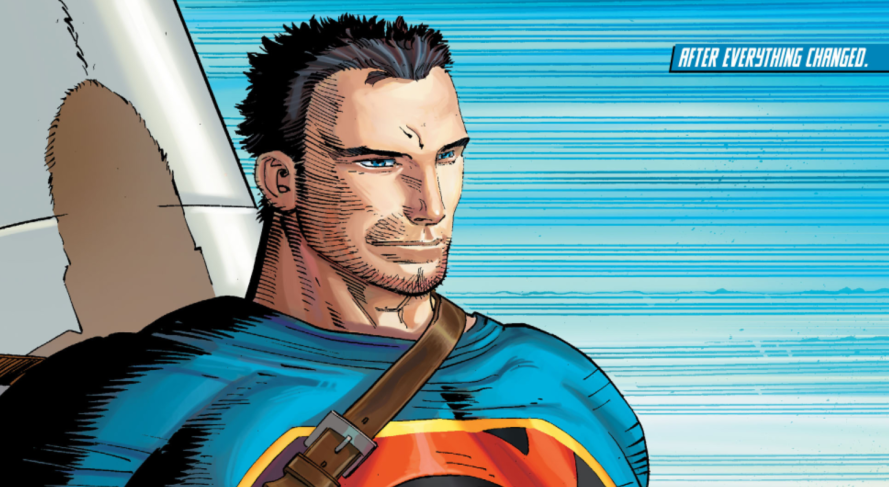 superman 41 review truth