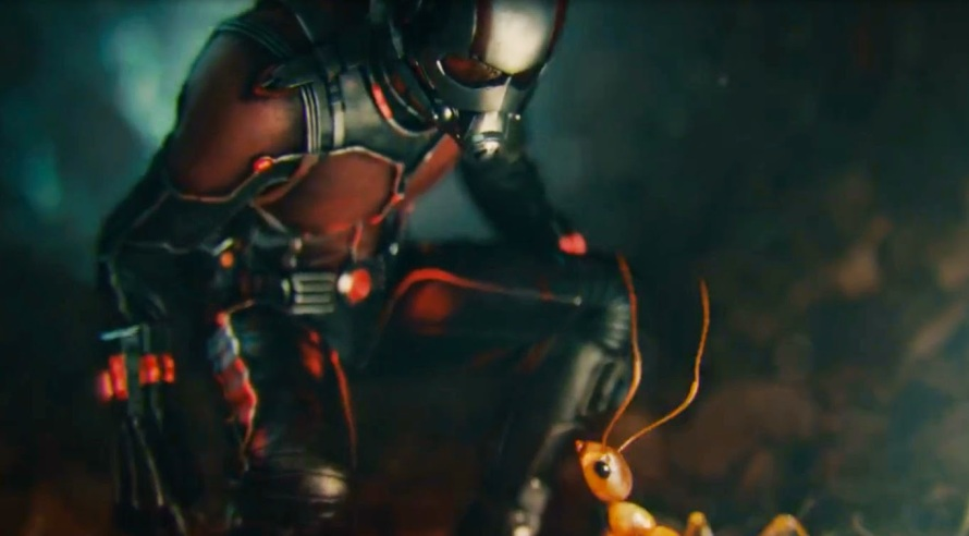 ant-man movie spoiler discussion