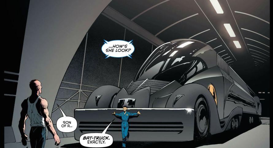 batman 42 bat-truck