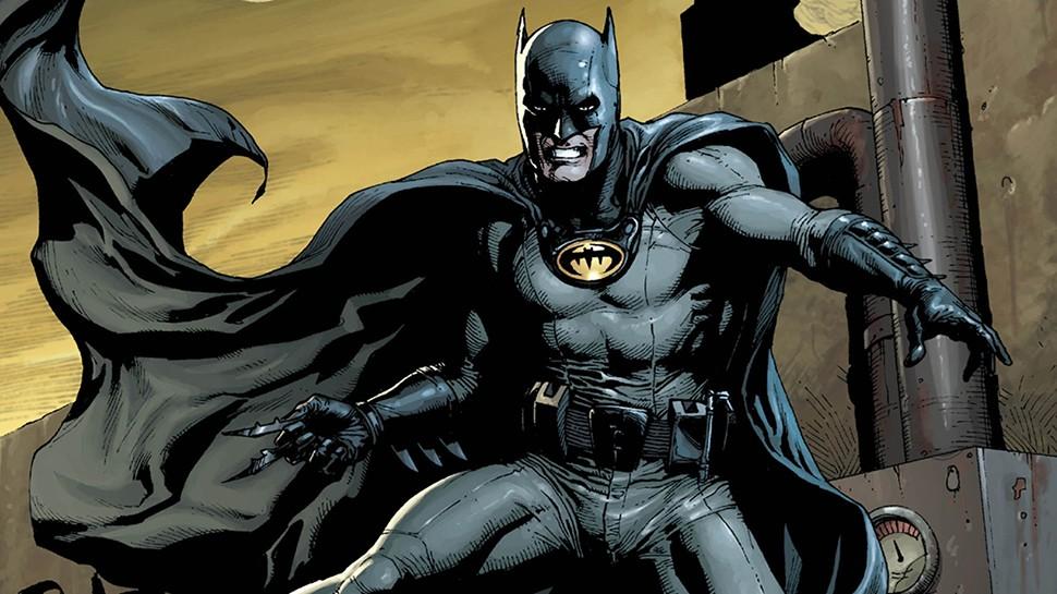 ben affleck geoff johns batman movie what to expect