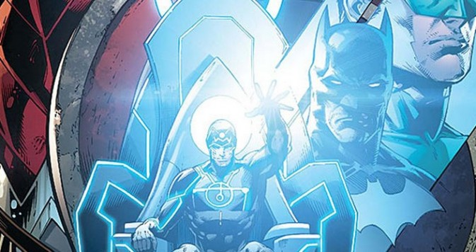 justice league 42 spoiler review bat-god