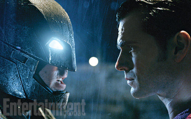 batman v superman official image entertainment weekly