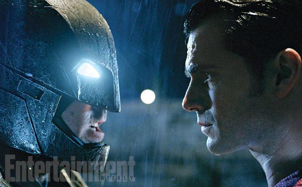 batman v superman official image entertainment weekly