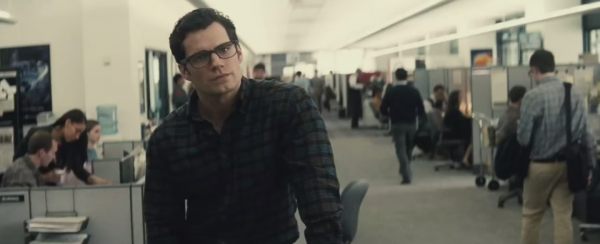 daily planet clark kent batman v superman
