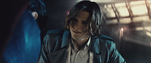 lex luthor role in batman v superman