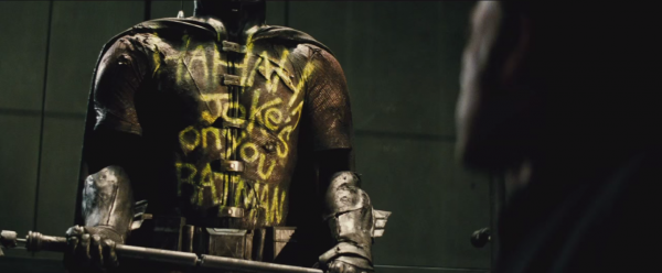 robin suit batman v superman trailer
