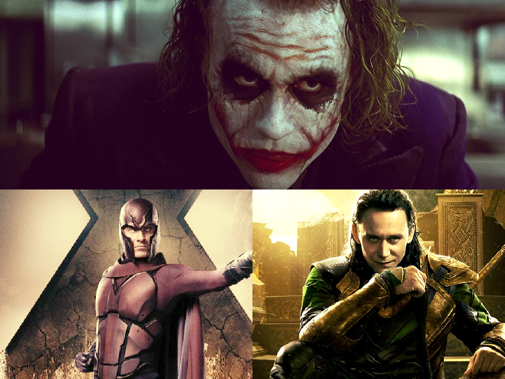what makes a good comic book movie villain?