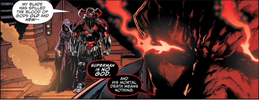 justice league 42 darkseid