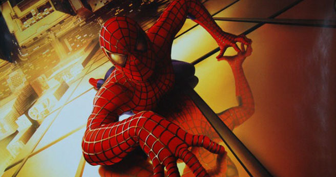 spider-man wallpaper 2002