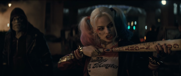 harley quinn suicide squad trailer
