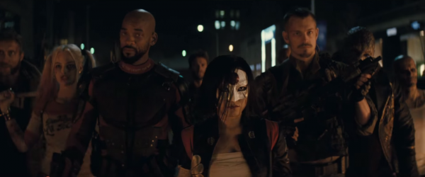 suicide squad comic con trailer screenshot